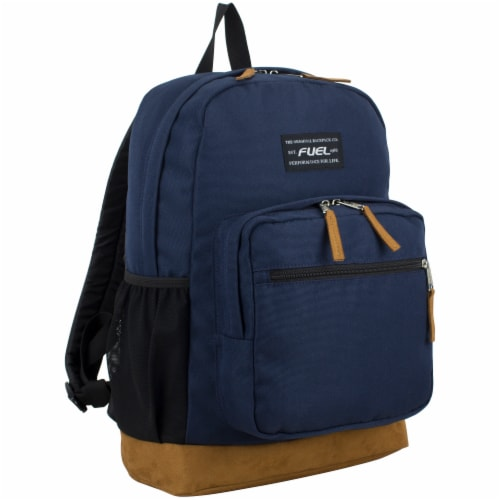 Fuel Superior Pro Backpack - Navy Perspective: front