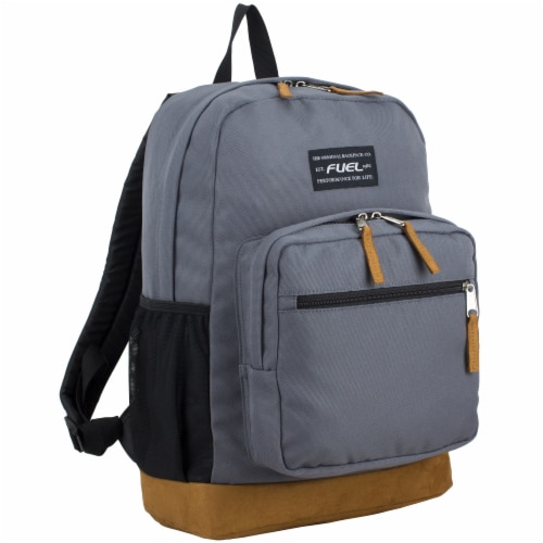Fuel Superior Pro Backpack - Grey Flannel Perspective: front