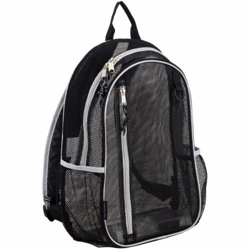 Eastsport Nylon Mesh Active Sport Backpack Perspective: front