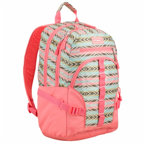 Fuel Canvas Aztec Dynamo Backpack Perspective: front