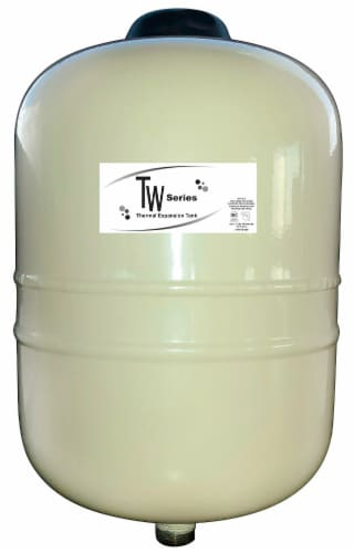 Reliance Thermal Water Heater Expansion Tank Perspective: front