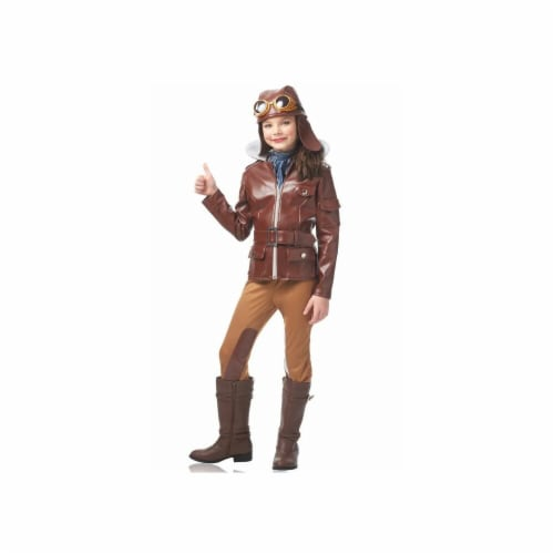 Costume Culture 49483-L Lady Lindy Child Costume, Large Perspective: front