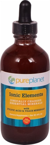 Pure Planet  Ionic Elements Perspective: front