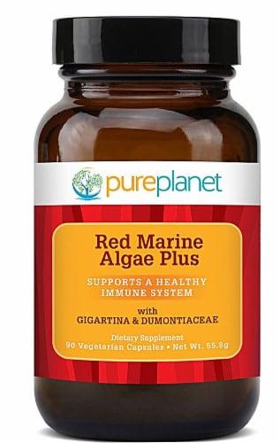 Pure Planet  Red Marine Algae Plus Perspective: front