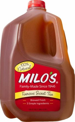 Milo's Famous Sweet Tea Perspective: front