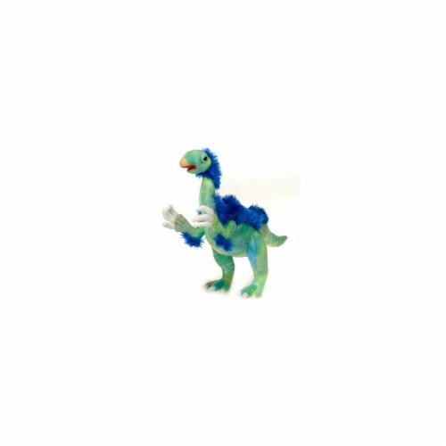 DDI 1946776 15 in. Gigantoraptor Dinosaur with Picture Perspective: front