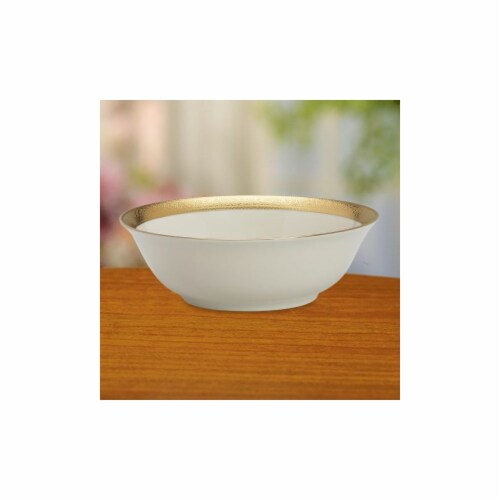 Lenox 110801400 Westchester Serving Bowl Perspective: front