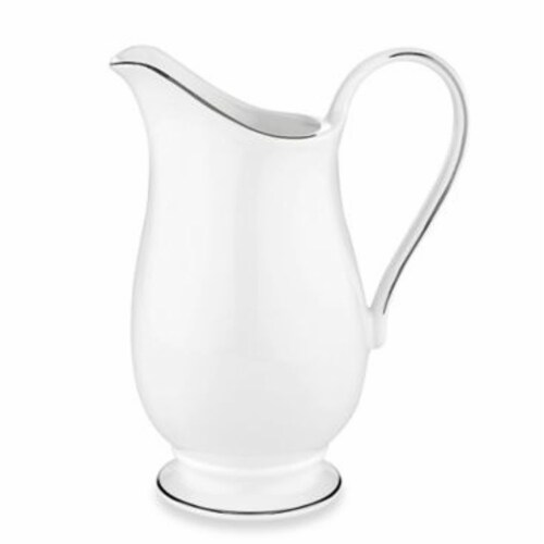 Lenox 6145692 Continental Dining Platinum Creamer Perspective: front