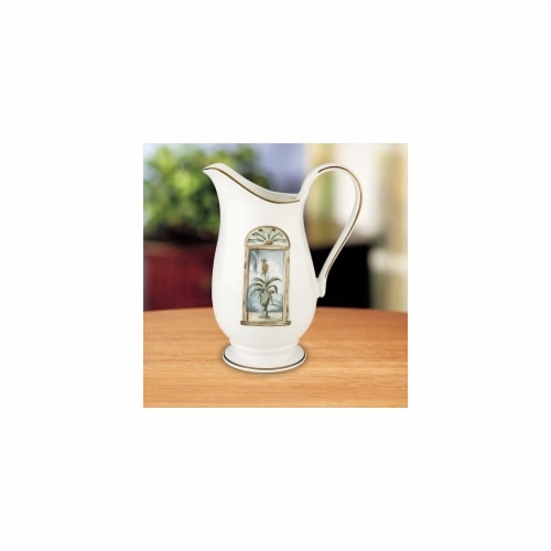 Lenox 6227029 British Colonial Creamer Perspective: front