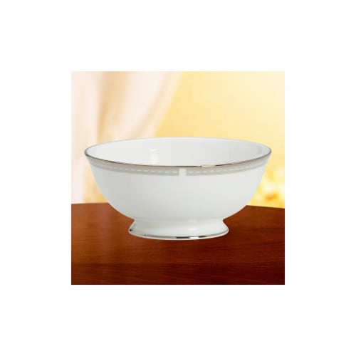 Lenox 6230148 Murray Hill Fruit Bowl Perspective: front