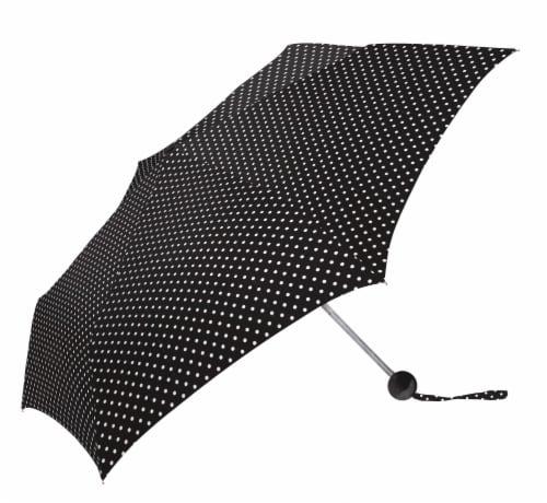 ShedRain RainEssentials® Manual Compact Umbrella - Prom Dress Perspective: front