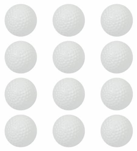 Pinemeadow Solid Practice Balls Perspective: front