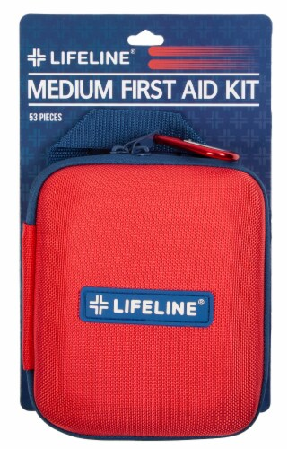 Lifeline Medium First Aid Kit Perspective: front
