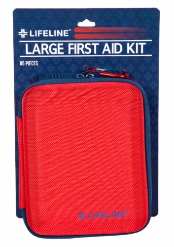 Lifeline Large First Aid Kit Perspective: front