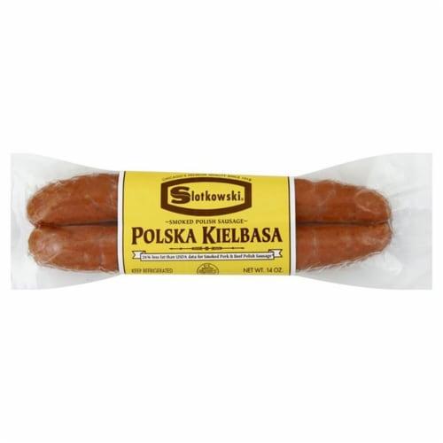 Slotkowski Polska Kielbasa Perspective: front