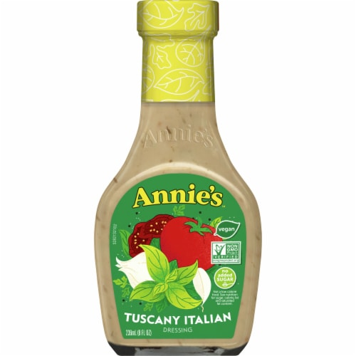 Annie's Tuscany Italian Dressing Perspective: front