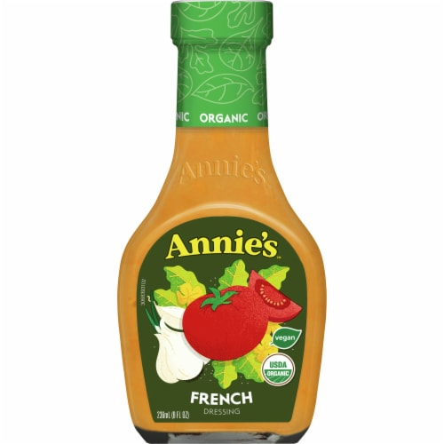 Annie's Organic French Dressing Perspective: front