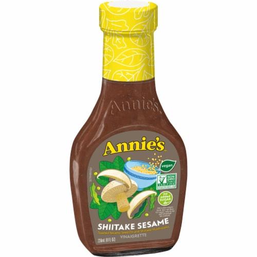 Annie's Shiitake Sesame Vinaigrette Perspective: front