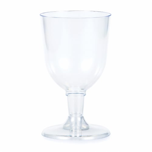 Sensations Wine Glass - Clear Perspective: front