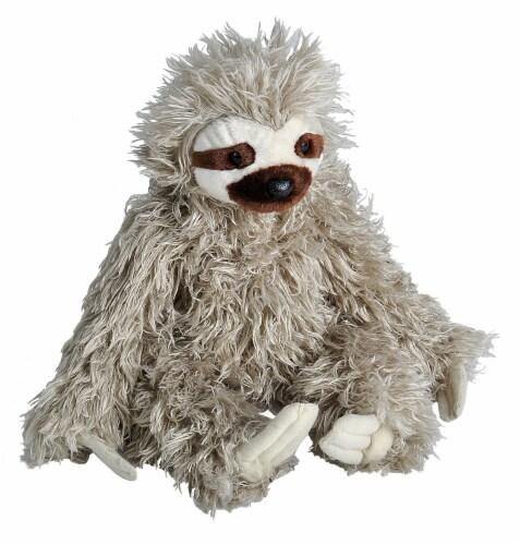 Wild Republic Cuddlekins Sloth Plush Perspective: front
