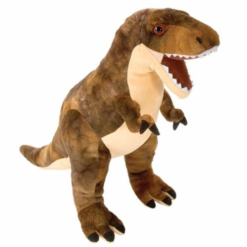 Wild Republic Dinosauria Medium T-Rex Perspective: front