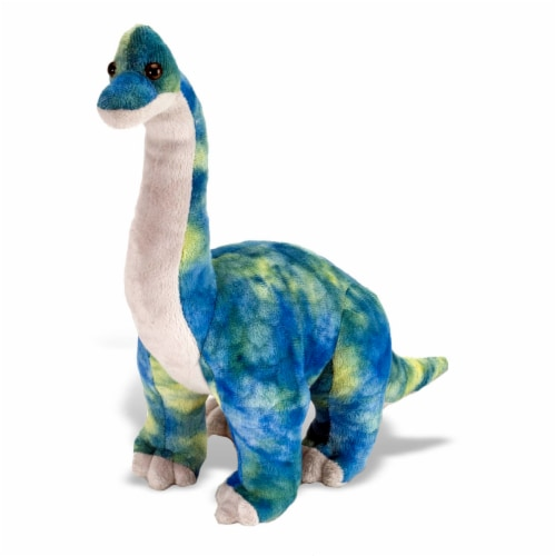 Wild Republic Dinosauria Medium Brachiosaurus Perspective: front