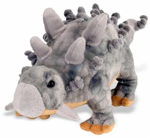 Wild Republic Dinosauria Medium Ankylosaurus Perspective: front