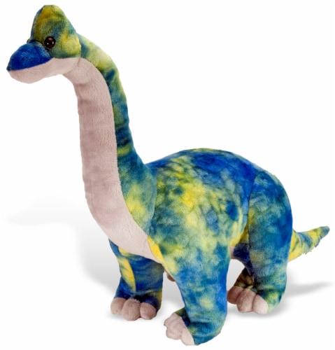 Wild Republic Dinosauria Large Brachiosaurus Perspective: front