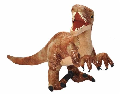 Wild Republic Dinosauria II Velociraptor Perspective: front