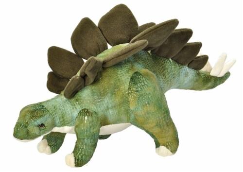 Wild Republic Dinosauria II Stegosaurus Perspective: front