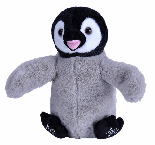 Wild Republic Sing & Play Happy Penguin Animated Plush Perspective: front