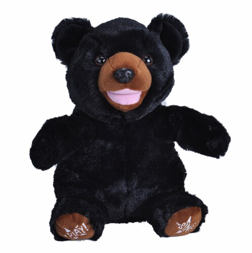 Wild Republic Sing & Play Black Bear Perspective: front