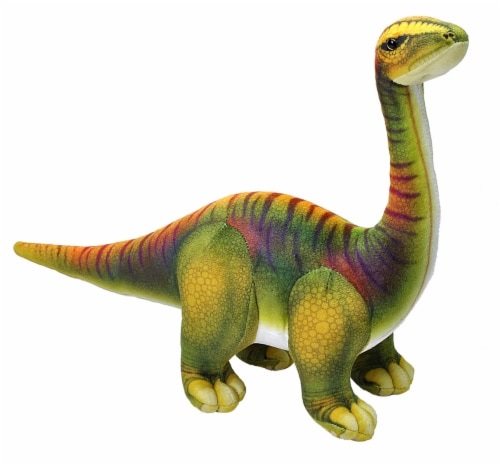 Wild Republic Dinosauria IV Diplodocus Perspective: front