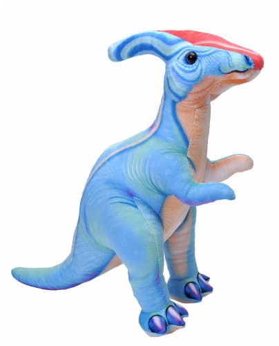 Wild Republic Dinosauria IV Parasaurolophus Perspective: front