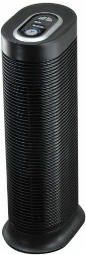Honeywell True HEPA Tower Allergen Remover - Black Perspective: front