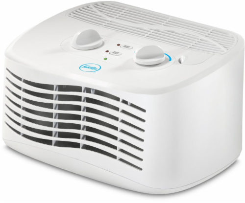 Febreze Tabletop HEPA-Type Air Purifier - White Perspective: front