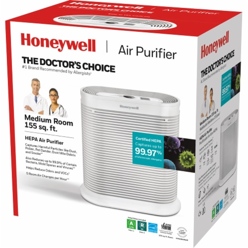 Honeywell True Hepa Air Purifier Perspective: front