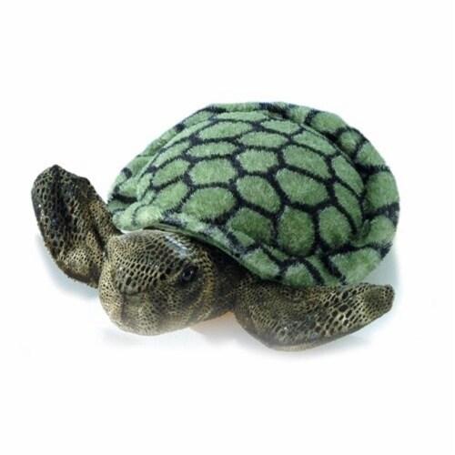 "Sea Turtle Flopsie 12"" by Aurora Perspective: front"