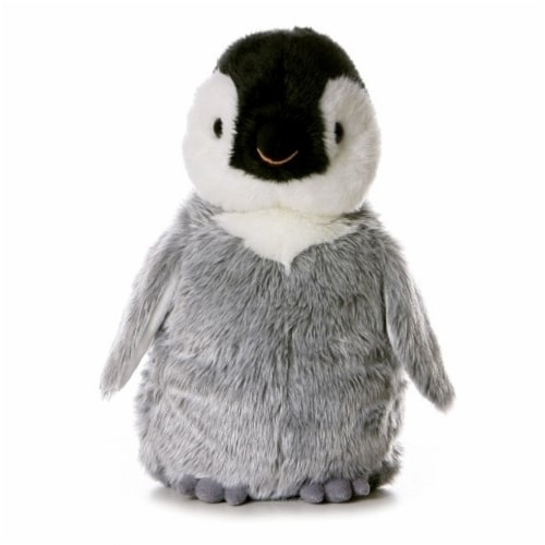 "Aurora World 12"" Flopsie Plush Penny the Penguin Perspective: front"
