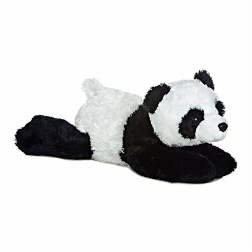 "12"" Aurora Plush Ni Hao Panda Bear  - 06135 Perspective: front"