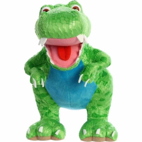 "Aurora World Dinosaur Roar - Roar T-Rex 10"" Plush Toy Perspective: front"