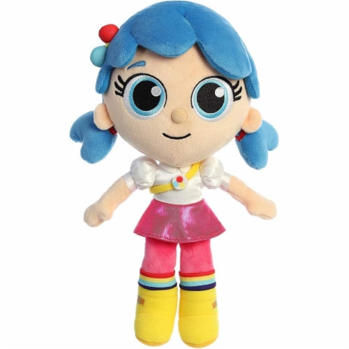 "Aurora - True and The Rainbow Kingdom - 11"" True Plush Perspective: front"