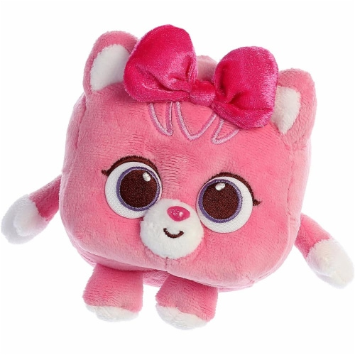 Aurora World Cuby Zoo Plush Shasha, Small Perspective: front