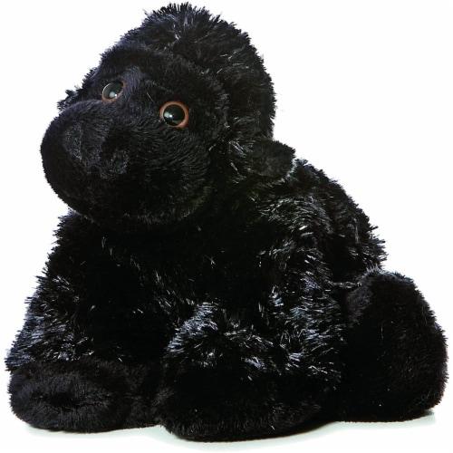 "Aurora Plush Gilbert the Gorilla Mini Flopsie 8"" Perspective: front"