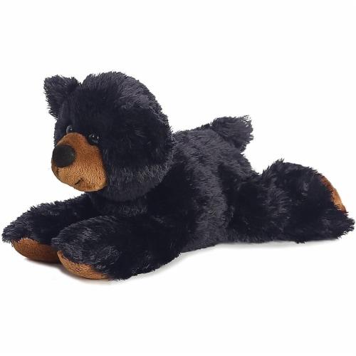 Sunbear Stuffed Animal, King Soopers Sullivan The Black Bear Stuffed Animal Mini Flopsie By Aurora 1