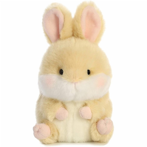 Plush Lively Bunny by Aurora (16810) Perspective: front