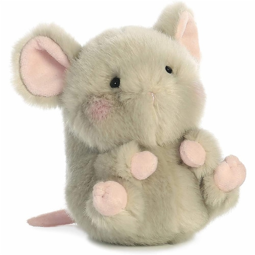 "Rolly Polly Pet 5"" - Frisk the Mouse Perspective: front"