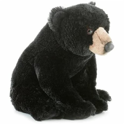 "Blackstone Bear Flopsie - 12"" Perspective: front"