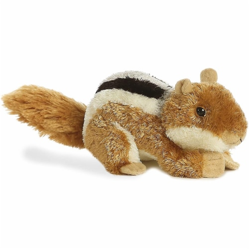 "Aurora World Mini Flopsie Chip Plush, 9"" Perspective: front"