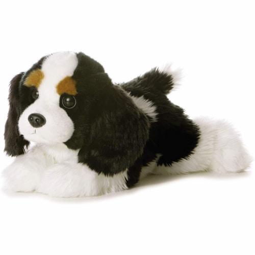"Charles the Dog 12"" Flopsie by Aurora Perspective: front"